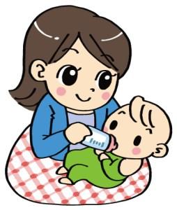 赤ちゃん,便秘,粉ミルク,原因,解消,予防