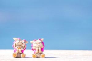 沖縄旅行,夏,服装,持ち物,スポット