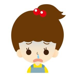 子供,高熱,原因,鼻詰まり,鼻水