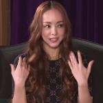 安室奈美恵のイッテQのネイルのメーカーや色、番号は?衣装はどこの?