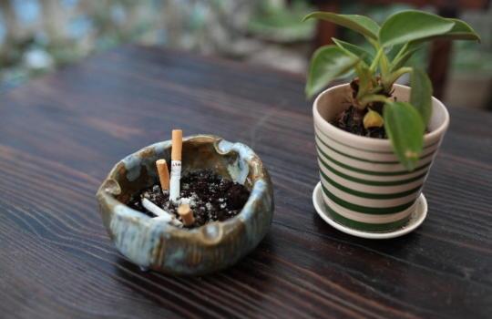 タバコを吸う習慣のある人は若年性更年期障害になりやすい