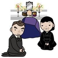 親族へのお悔やみの言葉の伝え方画像