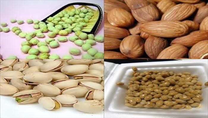 節分 豆 種類 うぐいす豆 ピスタチオ アーモンド 納豆