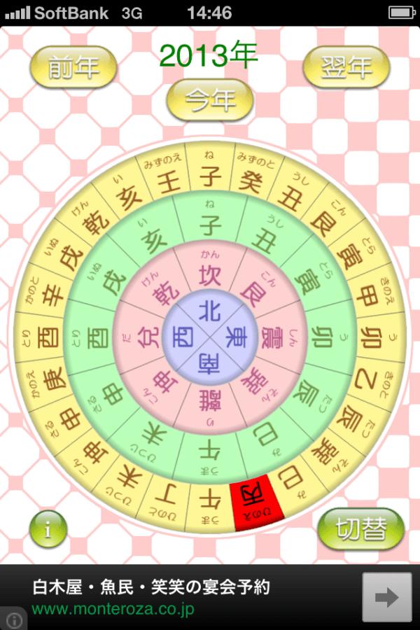 恵方 アプリ 画像