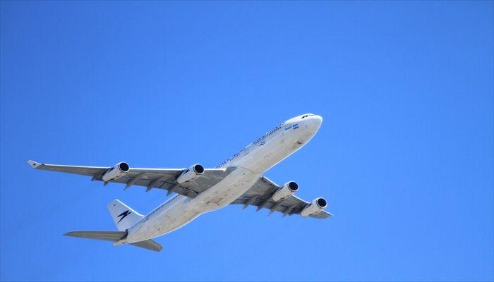 黄砂の高さ ジェット気流は飛行機の高さと同じ