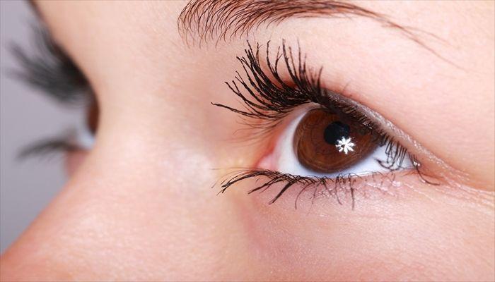紫外線が目に与える影響