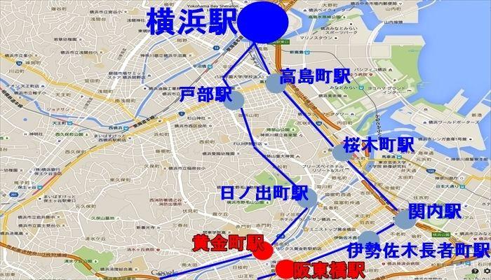 横浜 一人暮らしのおすすめエリアと駅