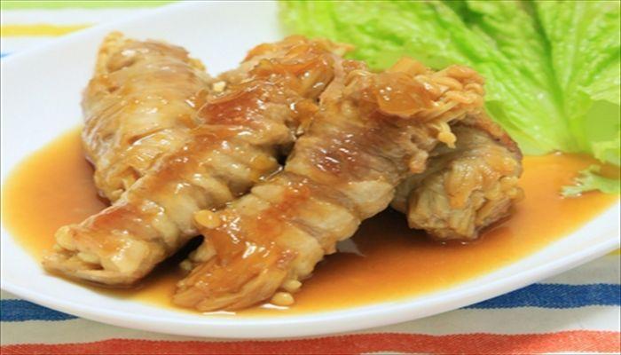 梅ジャム 料理レシピ