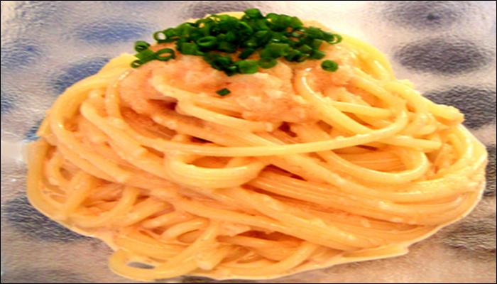 冷製パスタ 人気レシピ マヨネーズ