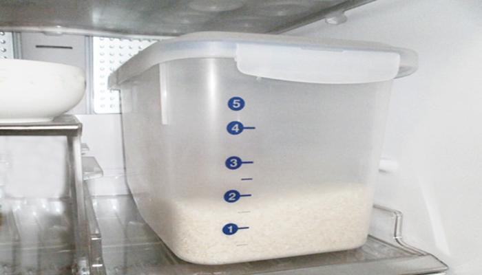 お米 保存方法 味