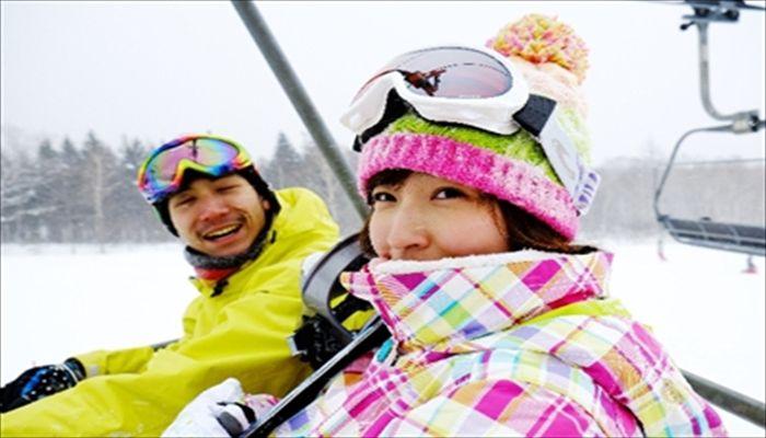 年末年始 予定 過ごし方 スノーボードをしに行く