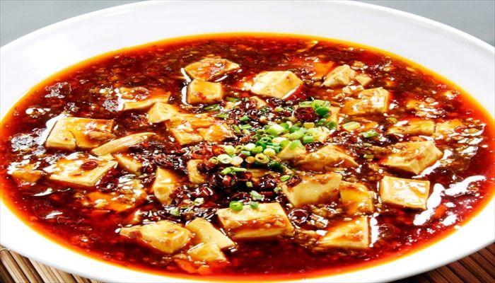 夏といえば 麻婆豆腐