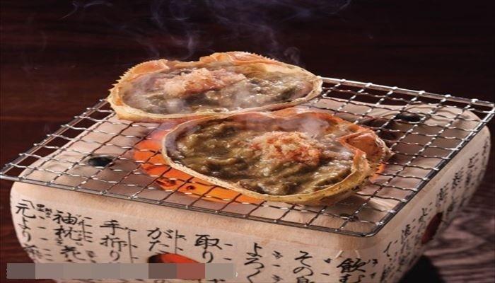 冬 料理 カニ味噌