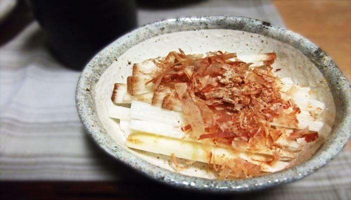 冬 料理 長芋