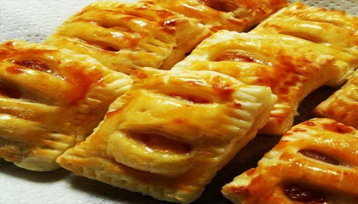 冬 料理 アップルパイ