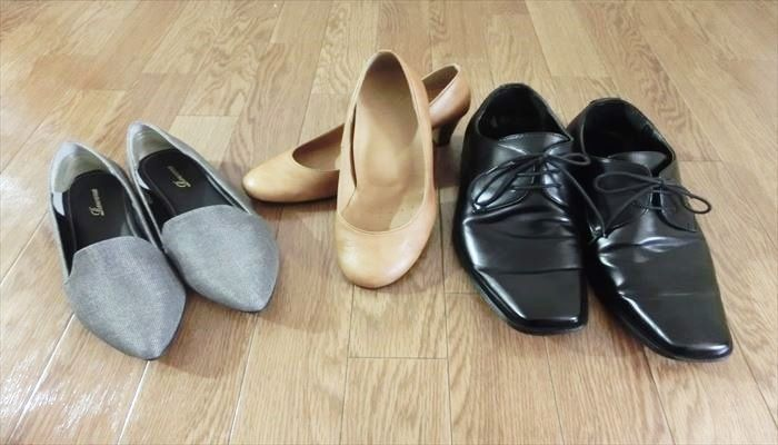 海外出張 持ち物 靴