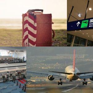 飛行機 乗り方 空港の流れ