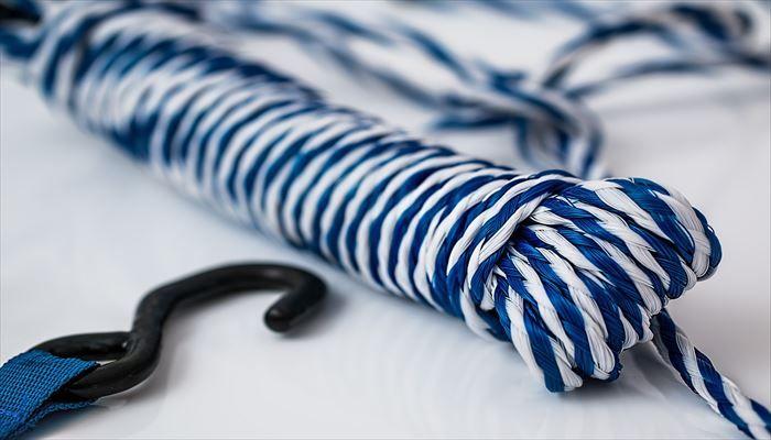 海外出張 持ち物 ロープ