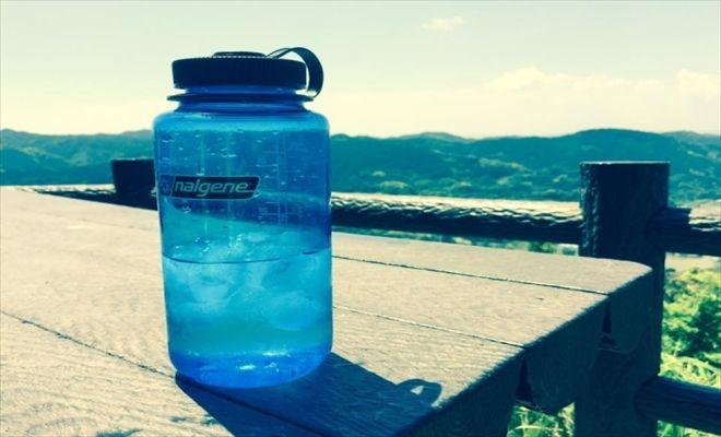 飲み物代の節約 水筒