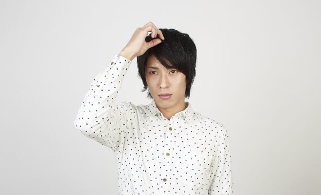 男性 髪型