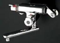 自動水止めサーモスタット水栓