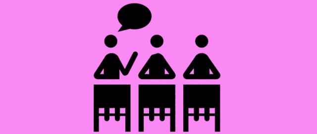 BDSM panel, debat om BDSM i Kink Club