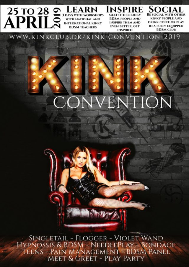 Kink Convention 2019