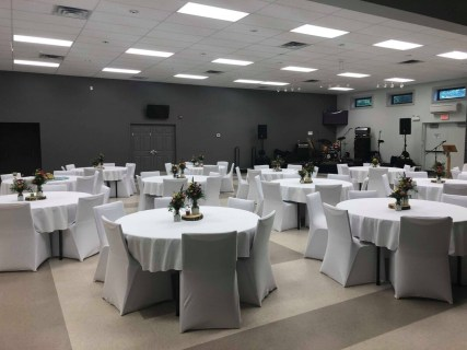 Kinkora Place Hall for events
