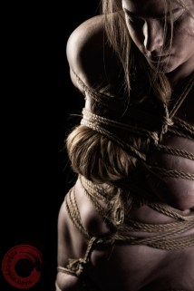 Kazushi featuring rope by WykD Dave and photography by Clover Brook