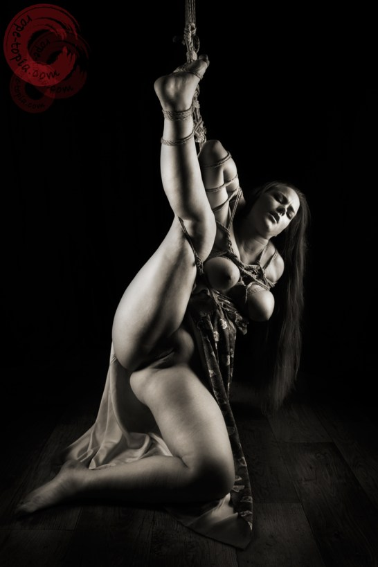 Ankrah featuring rope by WykD Dave and photography by Clover Brook