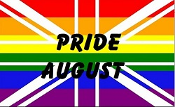 IG PRIDE AUGUST FLAG