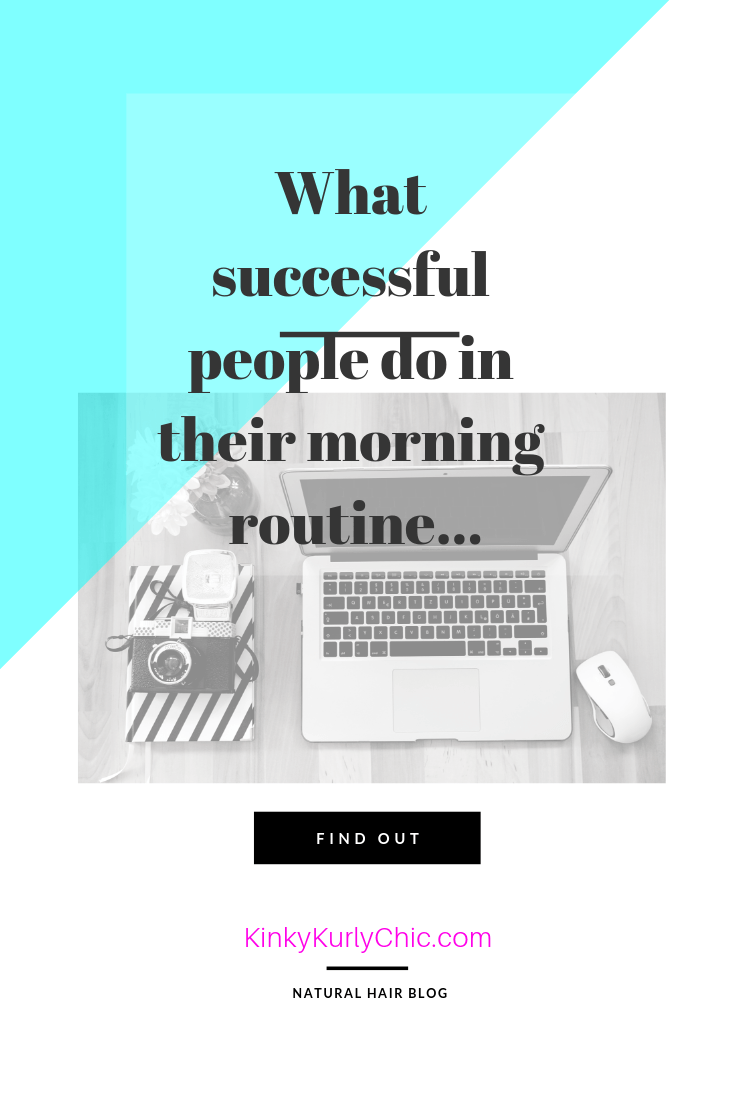 What Successful People Do In Their Morning Routine ...