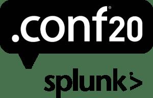 Splunk .conf20 logo