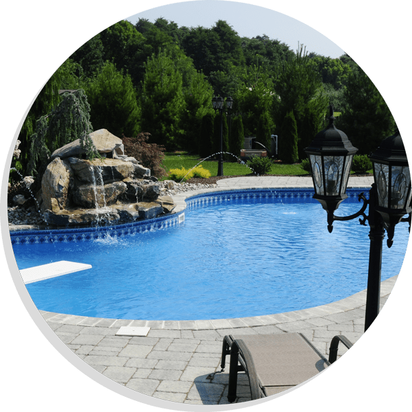 Inground Pool Installation In Central New Jersey Kinney