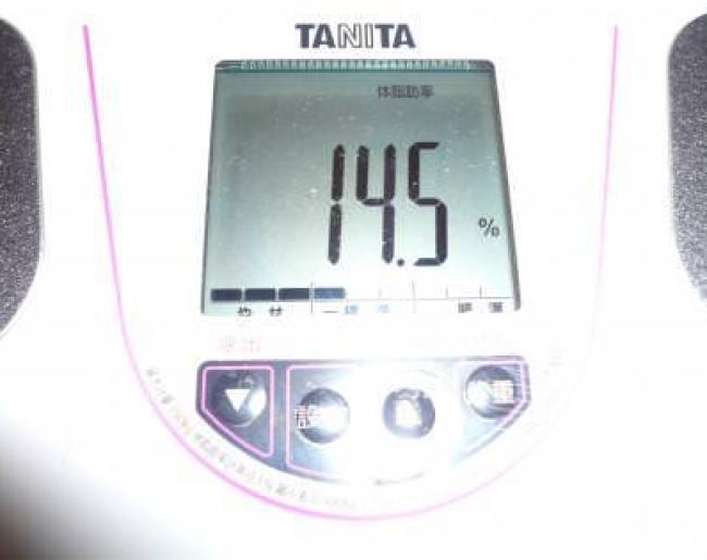 トマトジュースダイエット記録6日目の体脂肪率は