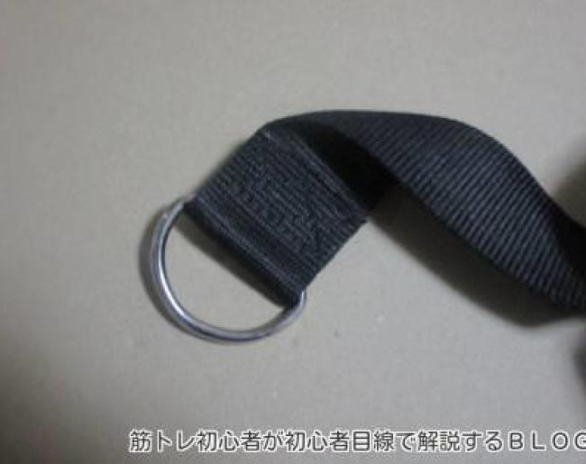 ヘッドハーネスのリング