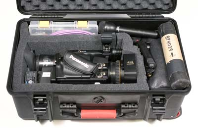 HPRC 2550 Hard Carry-On Travel Case