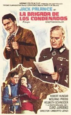 легион проклятых фильм 1969