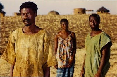 Tradition in African cinema