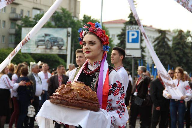 День вишиванки у Житомирі11