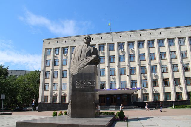 Місто де народився Сергій Корольов.1jpg