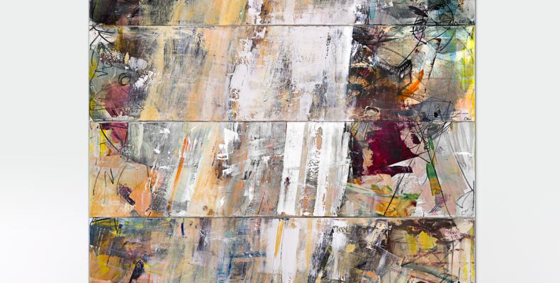Blancs 12345 (exhibit) [200 x 250cm]