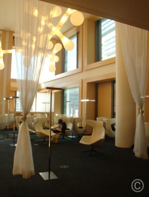 OBA Public Library Amsterdam Netherlands Architect Jo Coenen © Prosper Jerominus, 2005