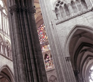 No Title. Amiens Cathedral, France © Jerominus 2002