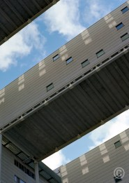 Student Woningen Gebouw Uytenhaak Architect © Prosper Jerominus, 2002