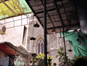 Khan Al-Khalili Souk, Cairo © Prosper Jerominus, 2001