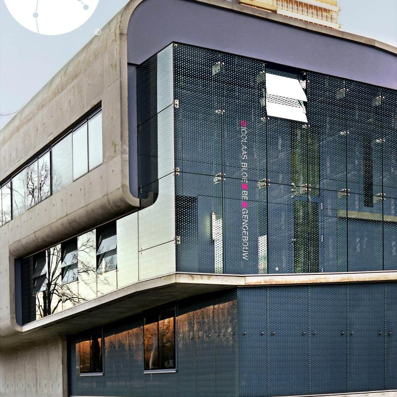 Nicolaas Bloembergen building UN Studio (2000) Utrecht, The Netherlands © Prosper Jerominus, 2005