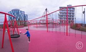 Konditaget Lüders Park Nordhavnen, Copenhagen, Denmark © Prosper Jerominus 2018
