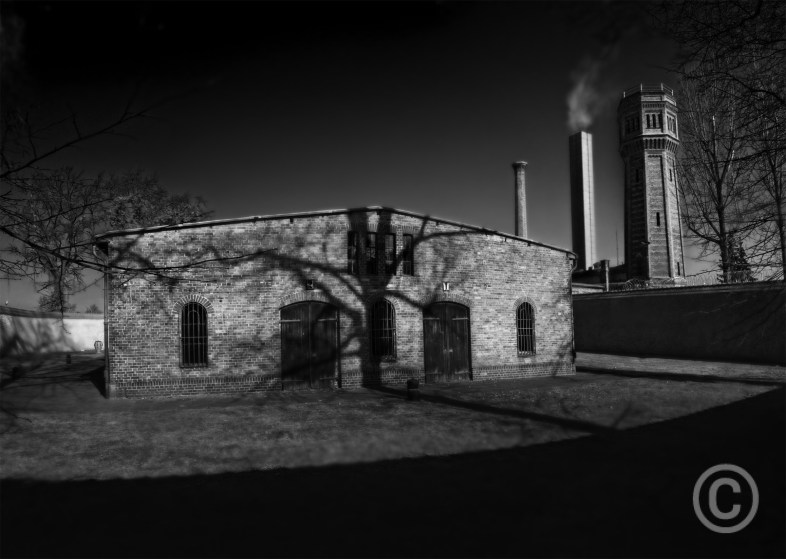 Architecture photography - Heritage - Ploetzensee Memorial Prison 1868- 1879 - Berlin Bruno Grimmek 1951 © Prosper Jerominus 2018