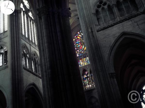 Amiens Gothic Cathedral (1220 - c.1270) UNESCO World Heritage 1981 © Prosper Jerominus 2005